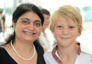 Middleton International School Principal, Atima Joshi
