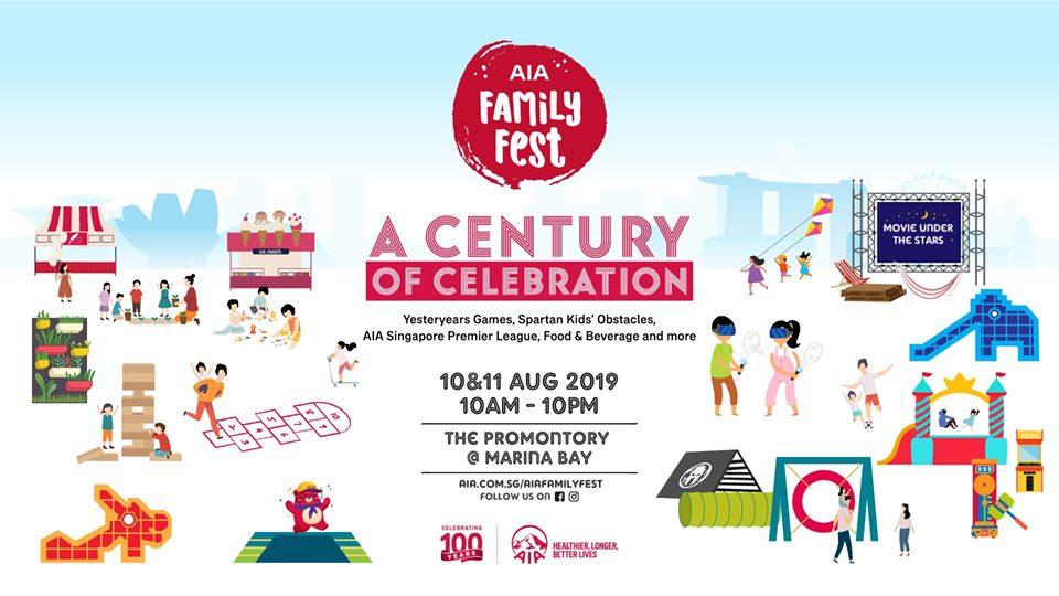 Happy Birthday Singapore- Where to bring your children this