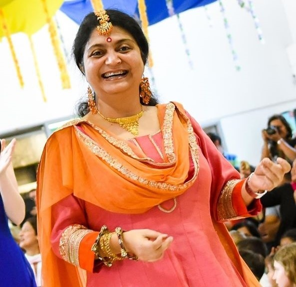 Middleton International School Principal, Atima Joshi