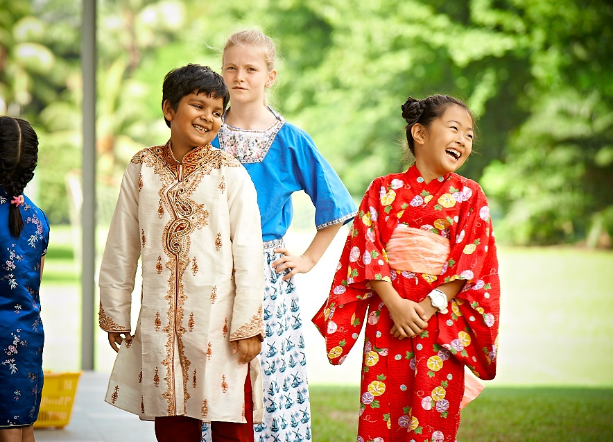 EtonHouse Blog - How can we see intercultural understanding from a child's point of view?