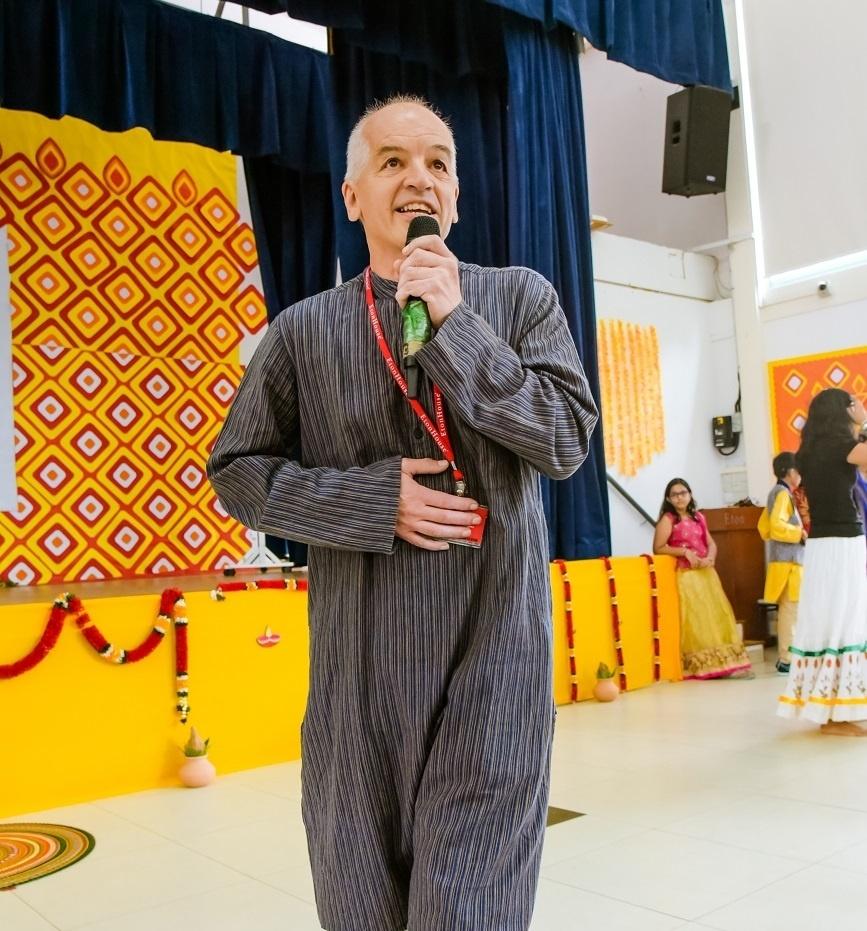 EtonHouse International School Broadrick - Principal - Martin Hughes