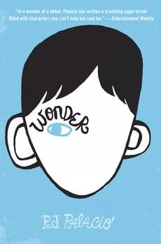 EtonHouse Wonder by R.J Palacio