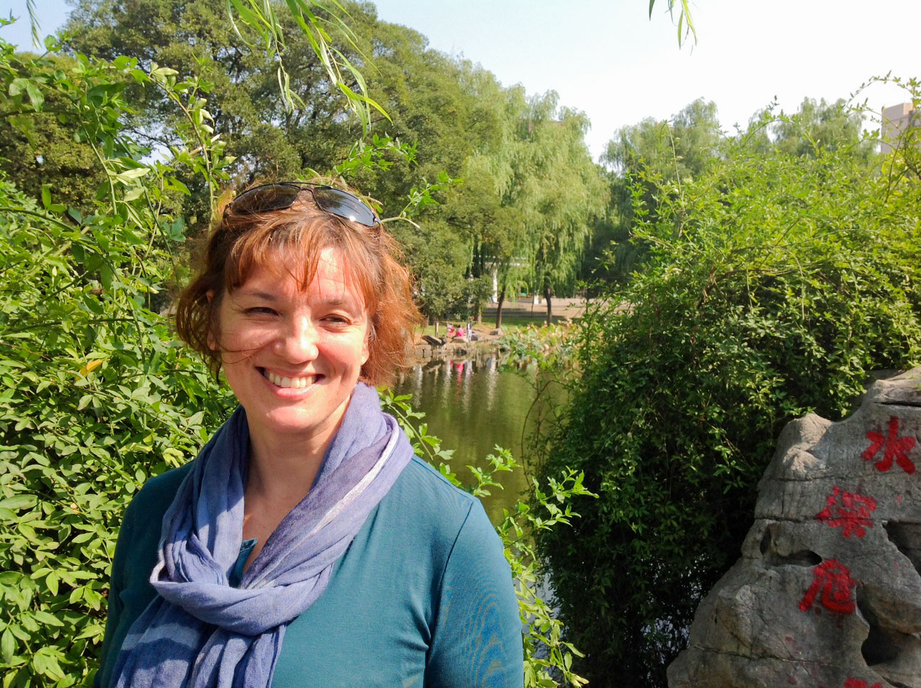 Sylvie Edwards, Deputy Head Of Secondary, EtonHouse Orchard.