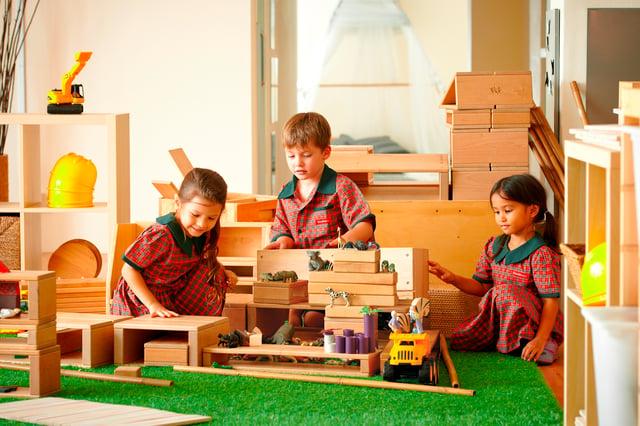 EtonHouse Blog - play supports children's development