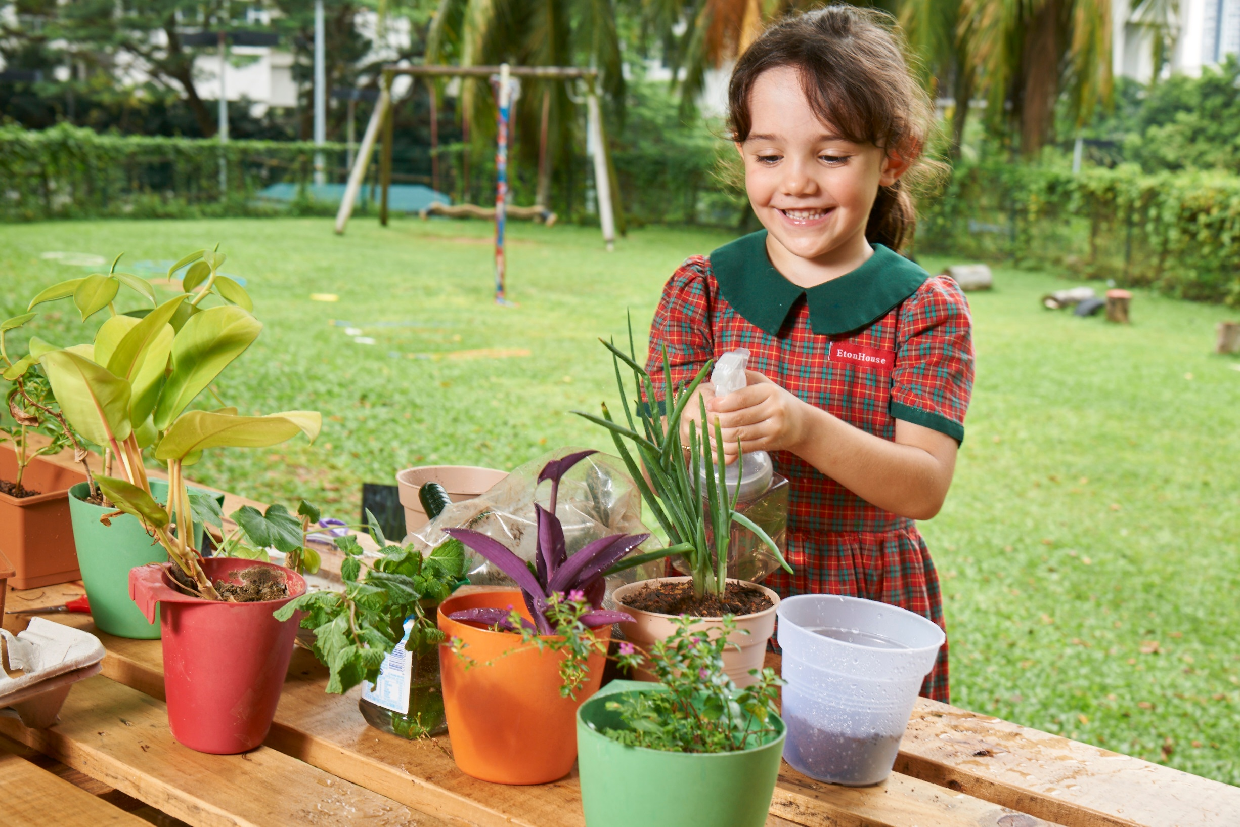 EtonHouse Blog - it is important to move towards natural outdoor learning for children