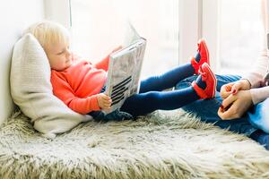 How to Encourage Your Child to Enjoy Reading