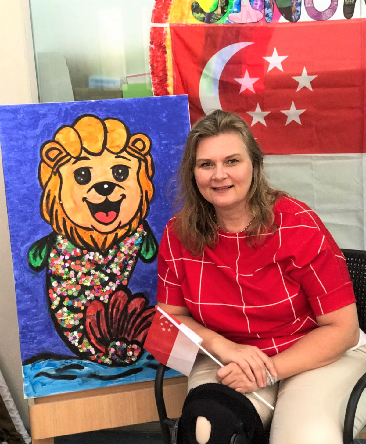 Tina Stephenson-Chin, Director Of Pedagogy At EtonHouse