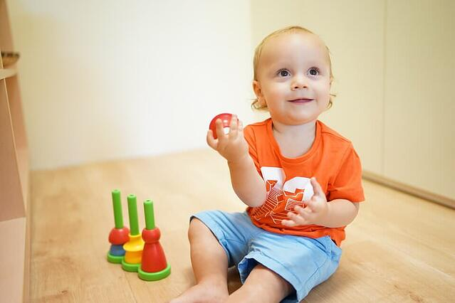 EtonHouse Blog - Playgroup offers a wonderful environment for parents to meet and socialise.