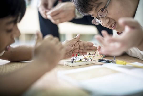 EtonHouse Blog - The key to a child's development lies in how the school supports and nurtures this inquisitive nature.
