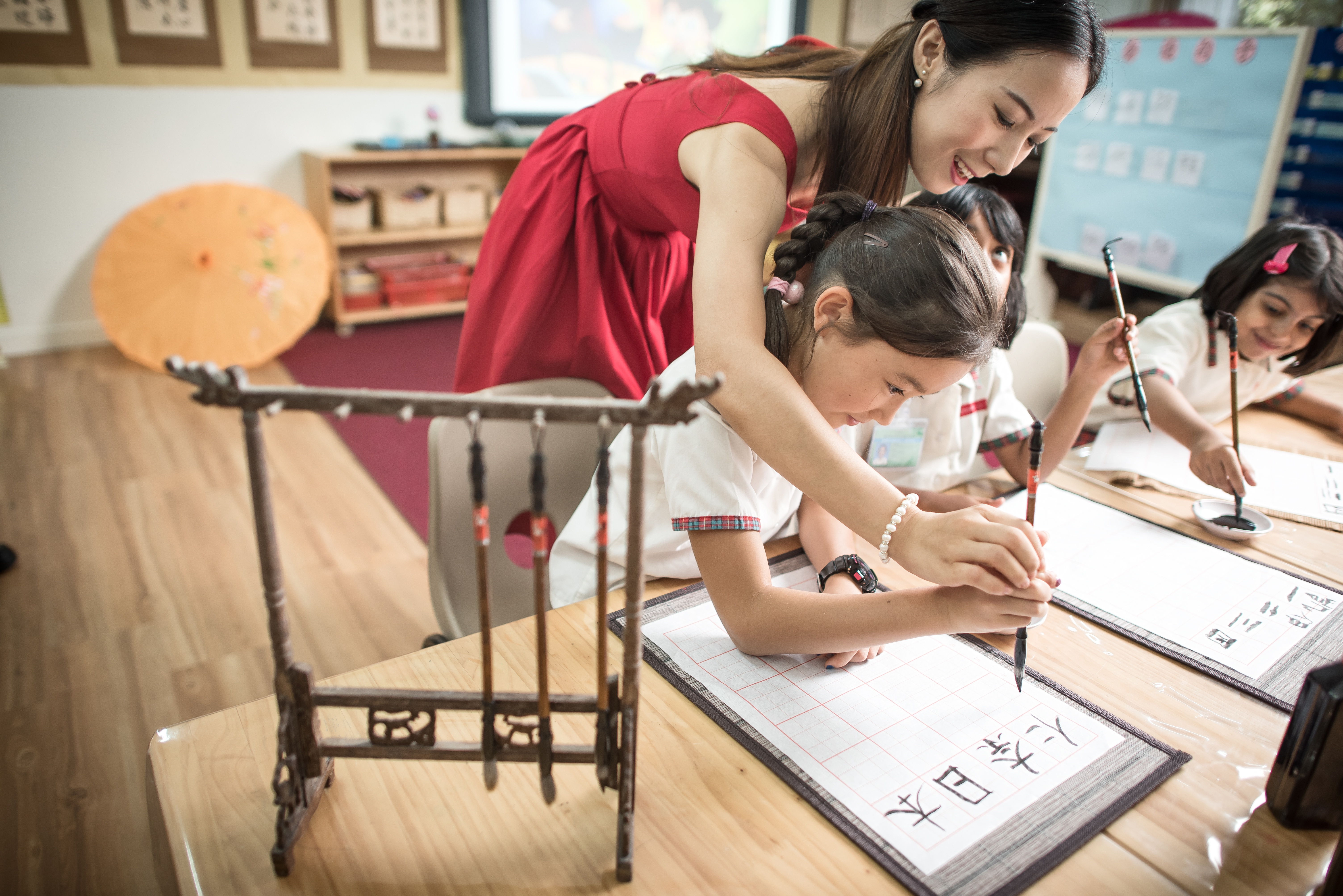 etonhouse chinese teacher