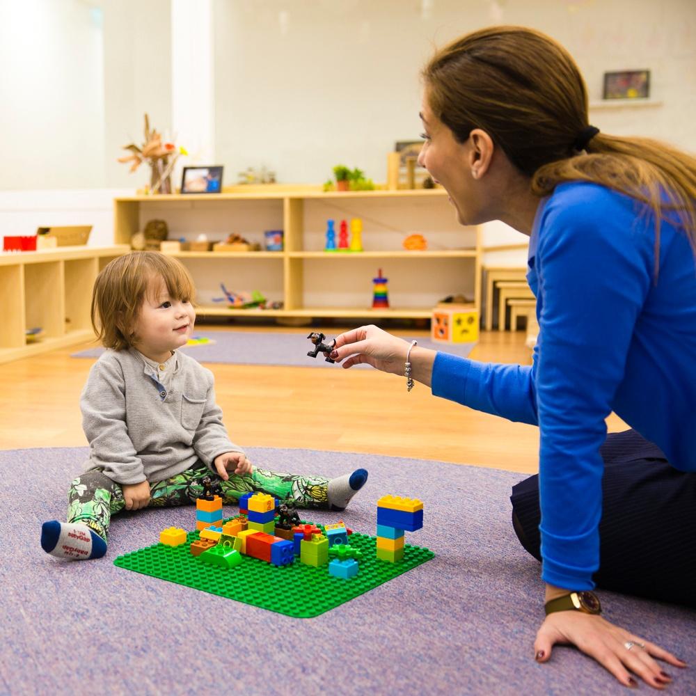 EtonHouse - Nurturing children in an environment that encourages their imagination and creativity.