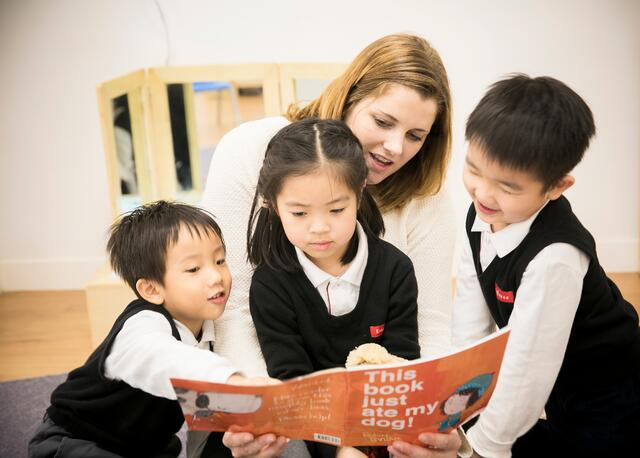EtonHouse Blog - How to raise a bilingual child - We live in a world where multiple languages are part of everyday communication, and speaking the right language or combination of languages can give our children a serious advantage.