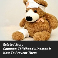 EH Blog Common Childhood Illnesses & How To Prevent Them