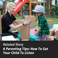 6 Parenting Tips: How To Get Your Child To Listen