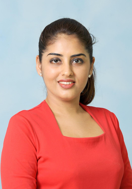 Pritika Chandiramani